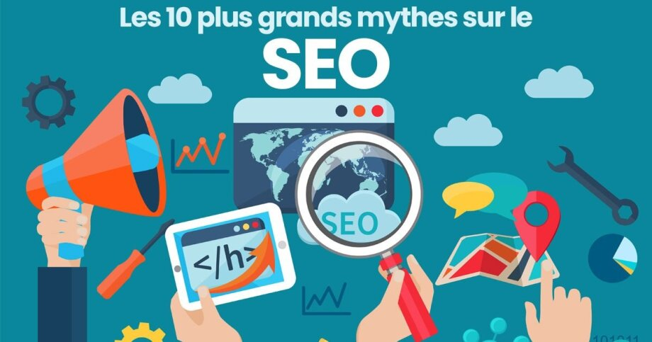 mythes seo populaires queverydo webmaster doit connaitre