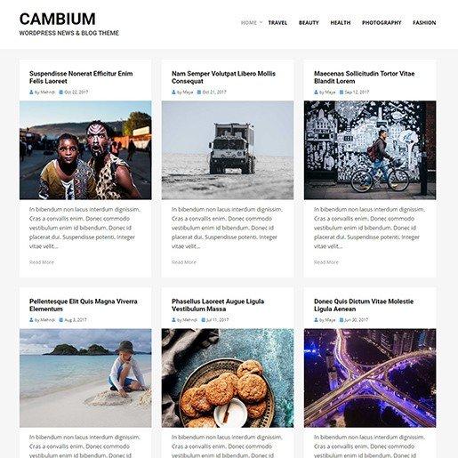 Cambium-free-wordpress-blog-theme