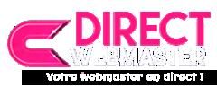 Direct Webmaster paris logo.fw
