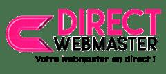 Direct Webmaster paris logo.noir .fw