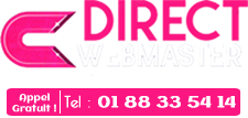 Direct Webmaster paris logo