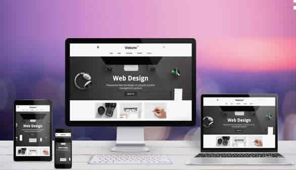 Site internet design wordpress