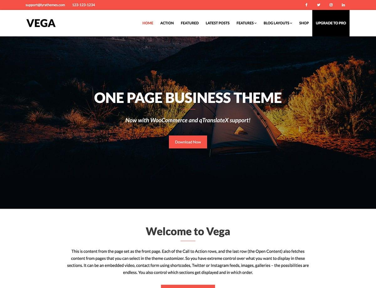 vega-free-one-page-business-wordpress-theme