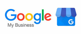 Webmaster WordPress Google my Business