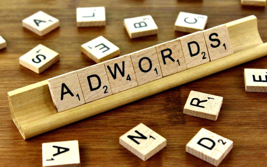 adwords jeu de nombres