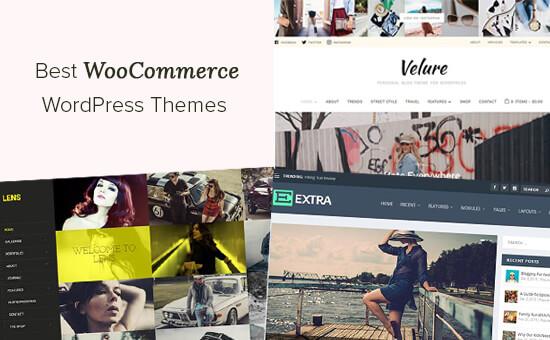 Choisir le thème WooCommerce