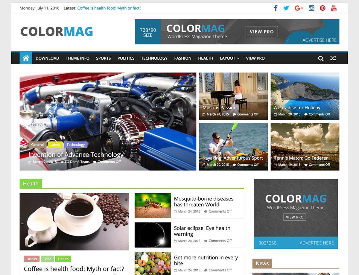 colormag-magazine-style-wordpress-theme