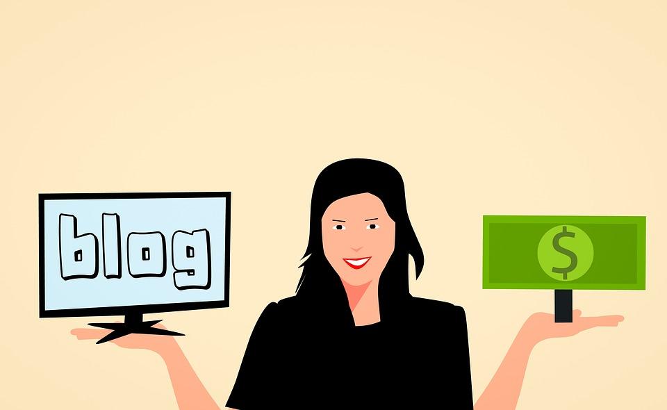 comment gagner de largent en bloguant