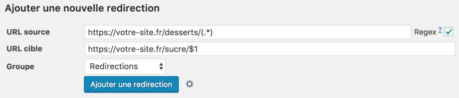 configuration de wordpress comment rediriger vers votre domaine prefere