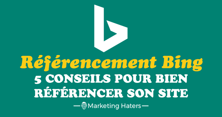 conseils bing pour le referencement