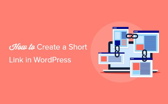 create short link in wordpress og