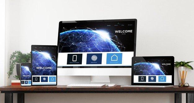 creation de site vitrine professionne CMS wordpress paris sur il de france