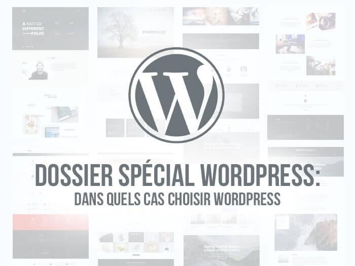 creez votre site web facile avec wordpress