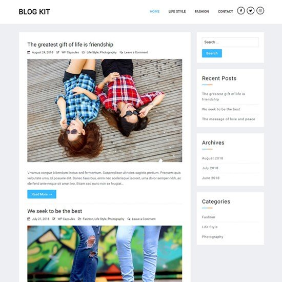 free-wordpress-blog-themes-blog-kit