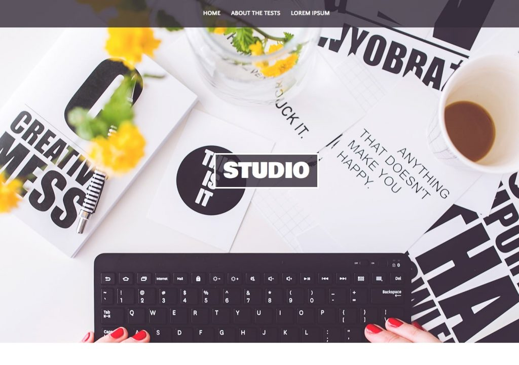 free wordpress themes for personal bloggers studio