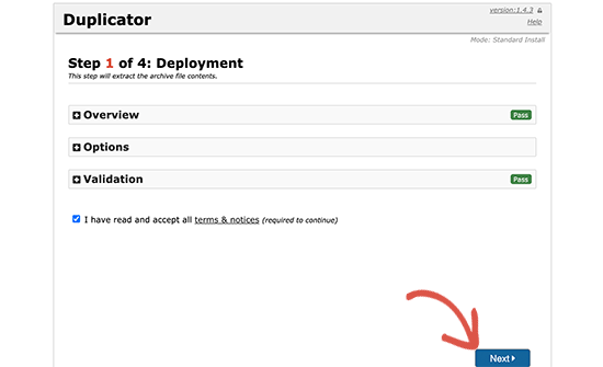 Assistant Duplicateur