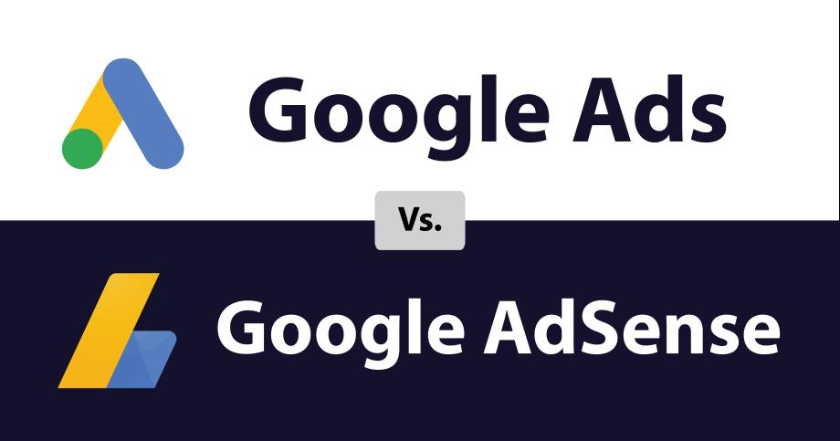 la difference entre adsense et adwords