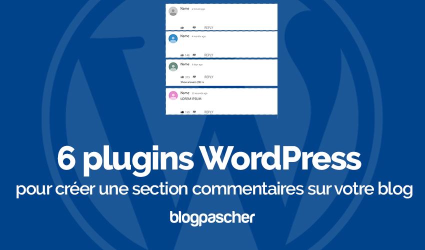les sept meilleurs plugins wordpress pour votre blog