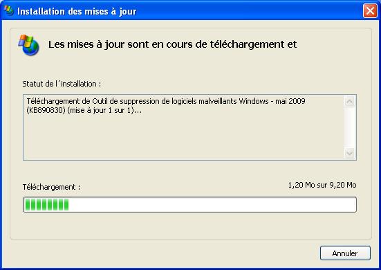 mettre a jour manuellement une installation wordpress locale a laide de windows xp