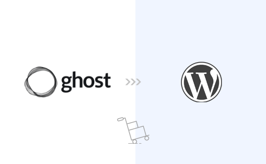 move from ghost to WordPress og