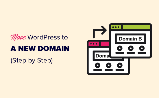 move wp new domain og