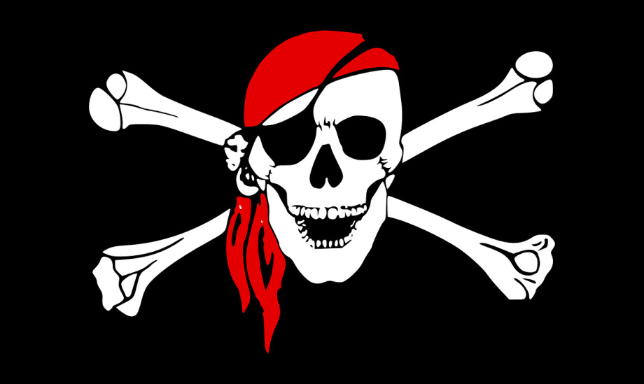 pirate, crossbones, skull