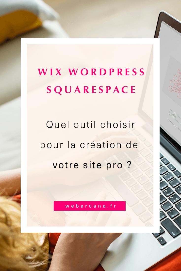 quelle plateforme convient le mieux a votre entreprise wordpress ou squarespace