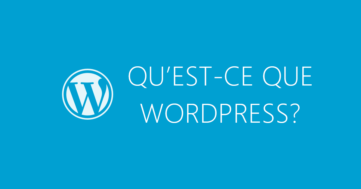 quest ce que wordpress