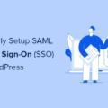 setup SAML single sign on sso in wordpress og