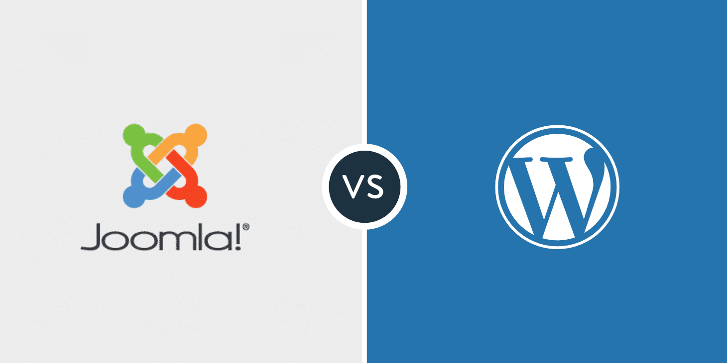 systeme de gestion de contenu wordpress contre joomla
