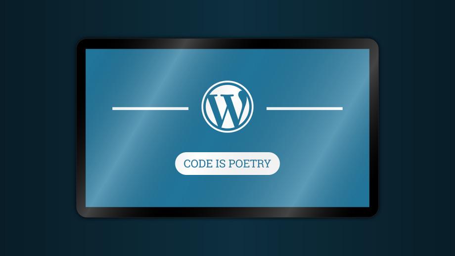 wordpress, code, wp