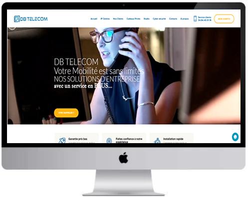 www.db telecom.fr .fw
